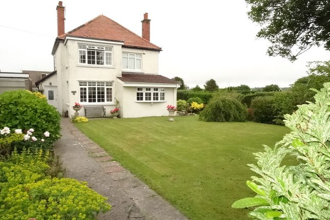 Thumbnail Detached house for sale in Severn Road, Porthcawl
