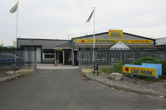 Thumbnail Industrial for sale in Brookfield Drive, Liverpool