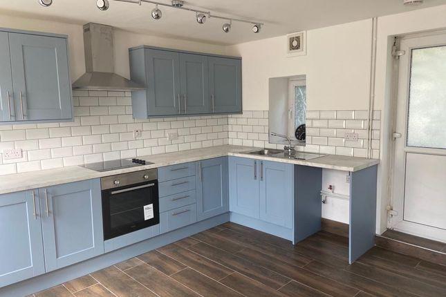 Thumbnail Semi-detached house to rent in Cardiff Road, Troedyrhiw, Merthyr Tydfil