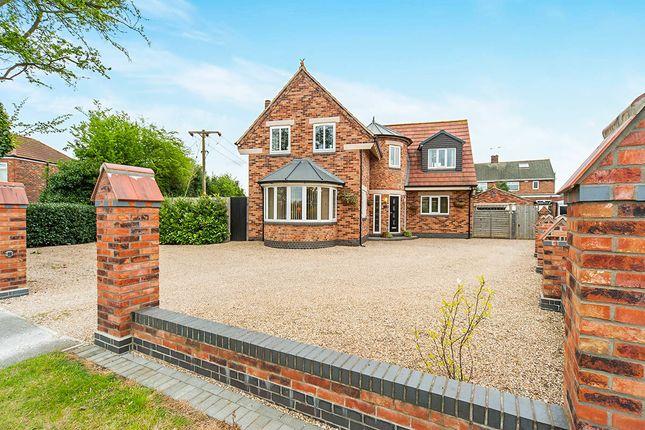 Thumbnail Detached house for sale in Ganstead Lane, Bilton, Hull