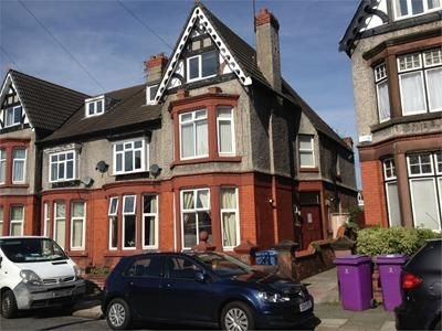 Thumbnail Flat to rent in Limedale Road, Mossley Hill, Liverpool