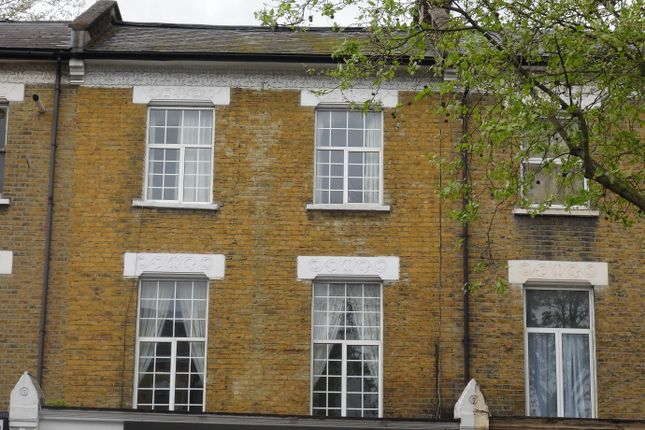 Thumbnail Maisonette to rent in Shepherds Bush Road, London