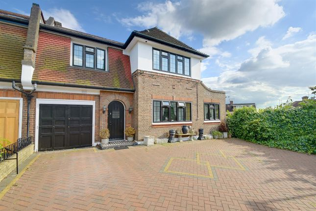 Thumbnail Semi-detached house for sale in Minchenden Crescent, Southgate