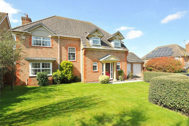 Thumbnail Detached house for sale in Parkway, Hinchingbrooke, Huntingdon, Cambridgeshire