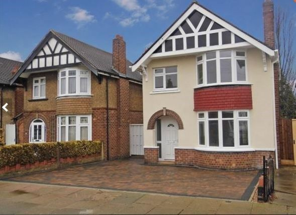 Thumbnail Detached house for sale in Rockley Road, Leicester
