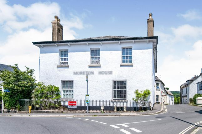 Thumbnail Detached house for sale in The Square, Moretonhampstead, Newton Abbot
