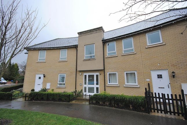 Thumbnail Detached house to rent in Cavell Drive, Bishops Stortford, Herts