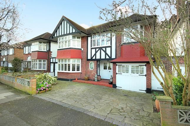 Thumbnail Detached house for sale in Audley Road, London