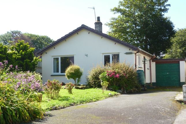 2 bed detached bungalow for sale in Bampfylde Way, Goldsithney, Penzance