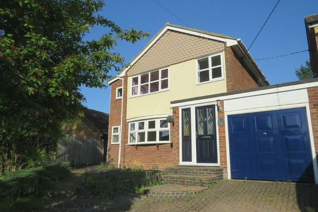 Thumbnail Detached house for sale in High Street, Wrestlingworth, Sandy
