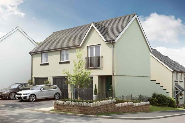 """2 bed property for sale in """"The Ashbee"""" at Exeter Road, Newton Abbot TQ12"""