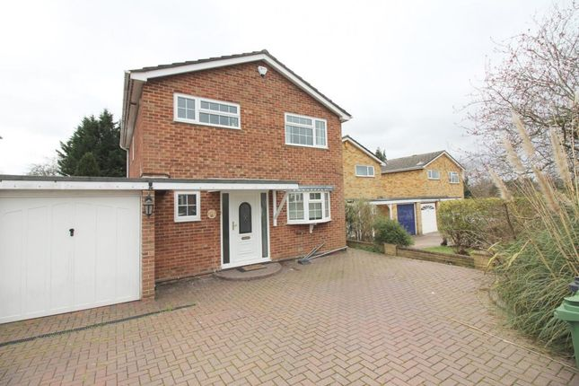 Thumbnail Semi-detached house to rent in Blythwood Drive, Camberley