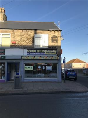 Commercial property for sale in Mo's Plaice, 22 High Street, Grimethorpe, Barnsley
