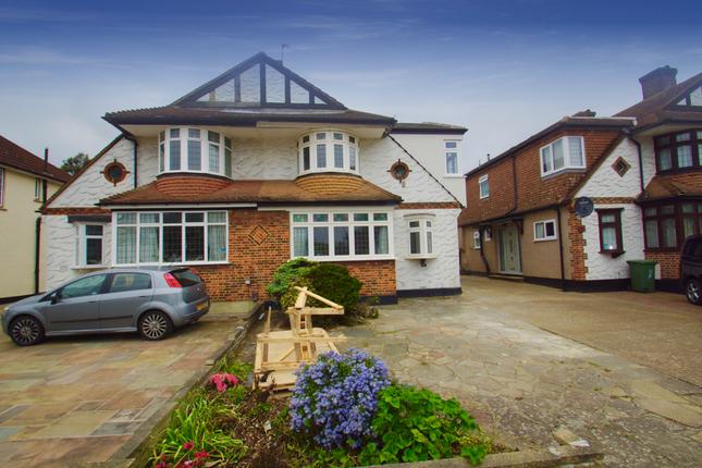 Thumbnail Semi-detached house to rent in Eden Way, Beckenham