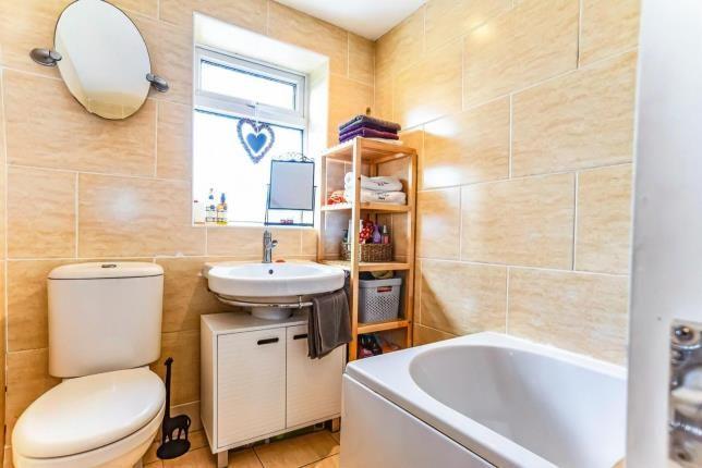 Bathroom of Beverley Avenue, Denton, Manchester, Greater Manchester M34