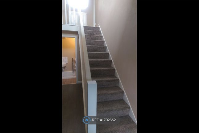 Stairs of London Road, Derby DE24