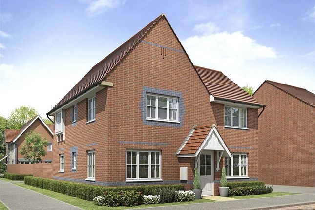 Thumbnail Detached house for sale in Worthing Road, Littlehampton, West Sussex