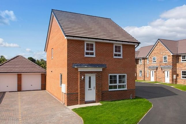 "Thumbnail Detached house for sale in ""Chester"" at Bedewell Industrial Park, Hebburn"