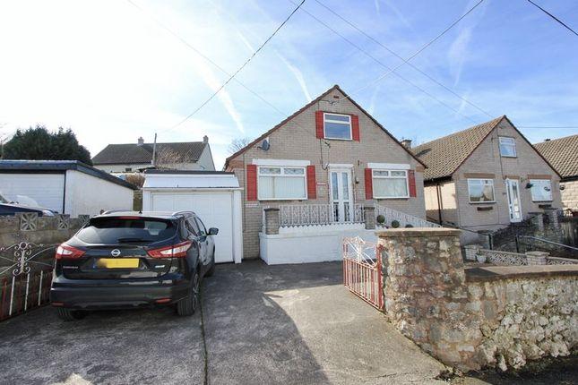 Thumbnail Detached bungalow for sale in Bryn Y Felin, Dyserth, Rhyl