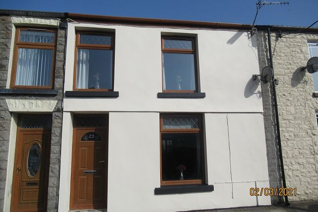 3 bed terraced house for sale in Hopkin Street, Treherbert, Rhondda Cynon Taff. CF42