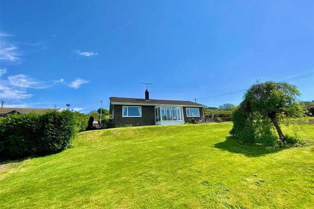 Thumbnail Detached bungalow for sale in Dan Yr Helyg, Newcastle Emlyn, Carmarthenshire
