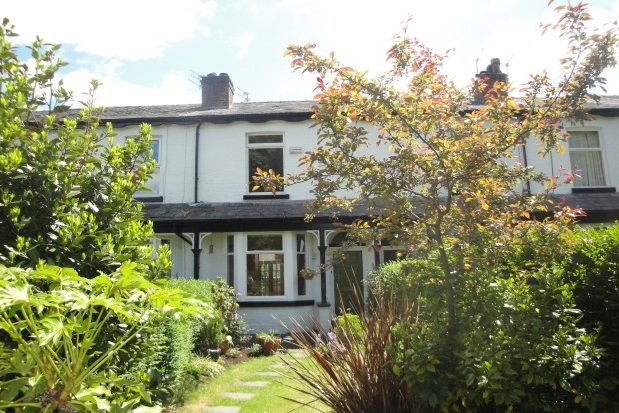 Thumbnail Cottage to rent in Northenden View, Didsbury