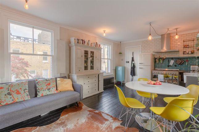 Thumbnail Flat to rent in Kilburn Lane, London