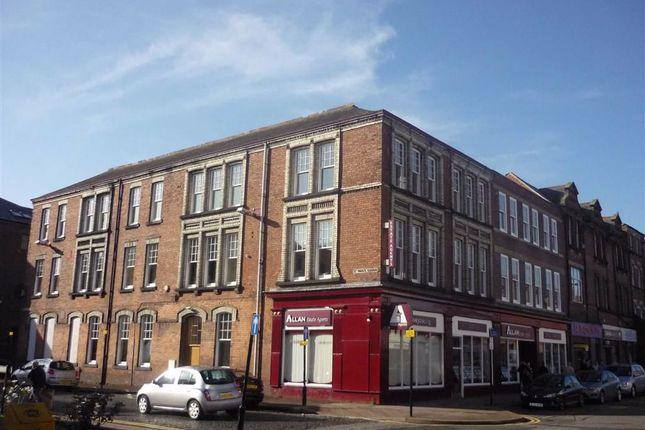 Thumbnail Flat to rent in Thurnams House, St Pauls Square, Carlisle