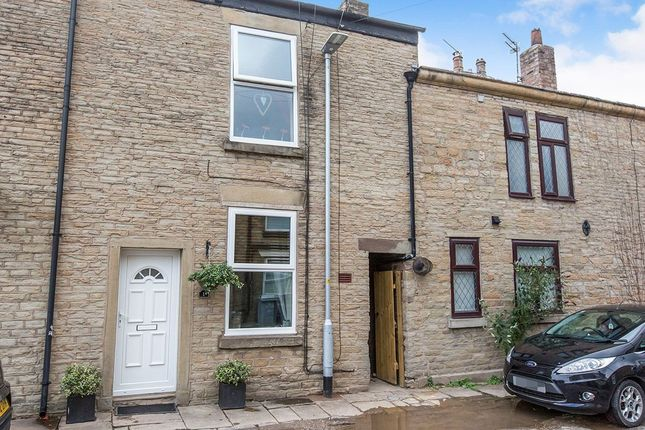 Thumbnail Terraced house for sale in Howe Street, Macclesfield