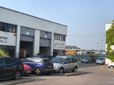 Thumbnail Light industrial to let in Lakeside Park, Neptune Close, Medway City Estate, Rochester