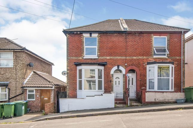Thumbnail Semi-detached house for sale in Southcliff Road, Southampton