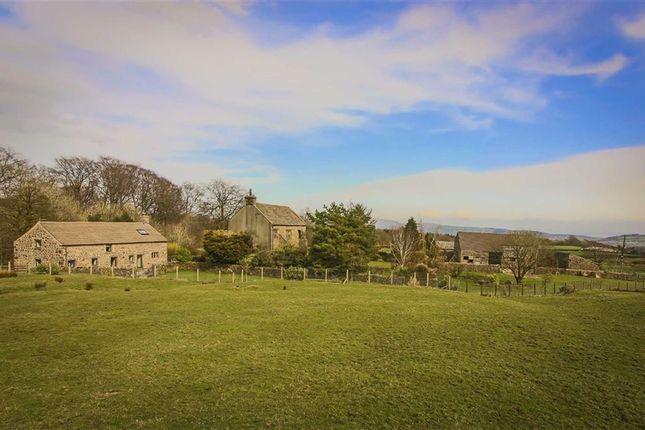 Thumbnail Farmhouse for sale in Hill Lane, Hurst Green, Clitheroe