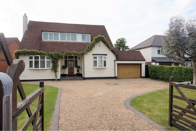 Thumbnail Detached bungalow for sale in Malthouse Lane, Solihull