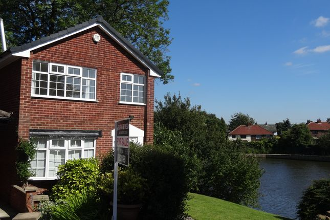 Thumbnail Detached house for sale in Mill Brow Close, Sutton Leach