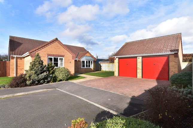 3 bed bungalow for sale in Mayflower Close, Fishtoft, Boston