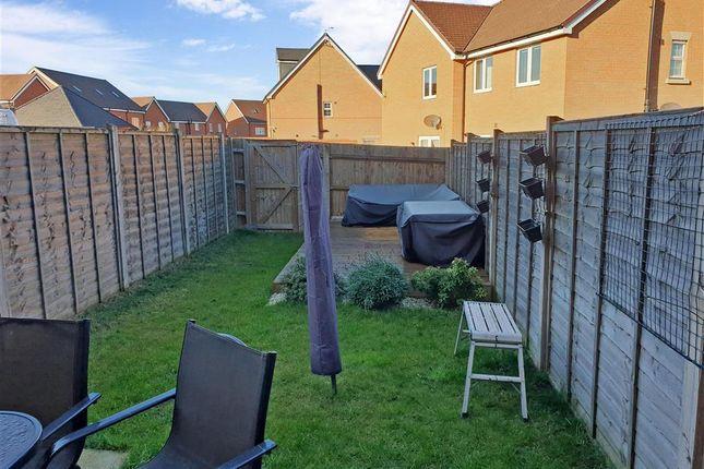 Rear Garden of Bishop Close, Margate, Kent CT9