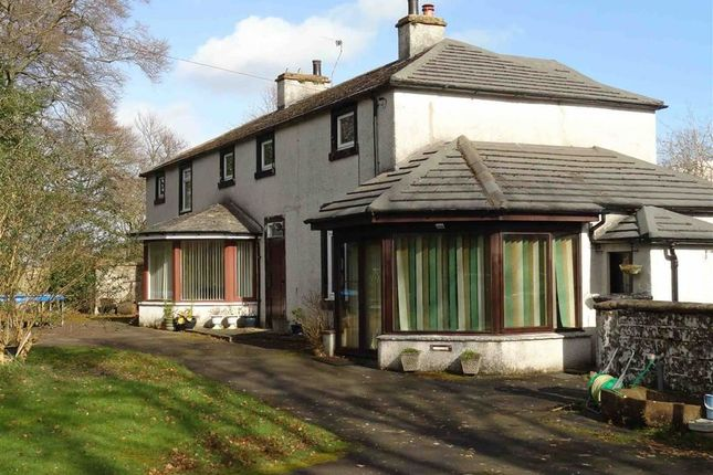 Detached house for sale in Glencaple Road, Dumfries