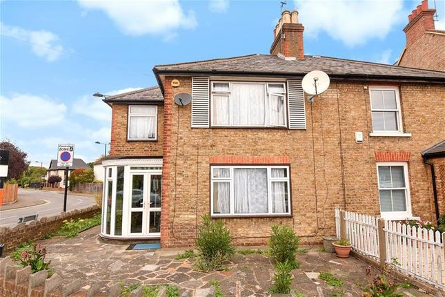 Thumbnail Semi-detached house for sale in Eastcote Road, Pinner