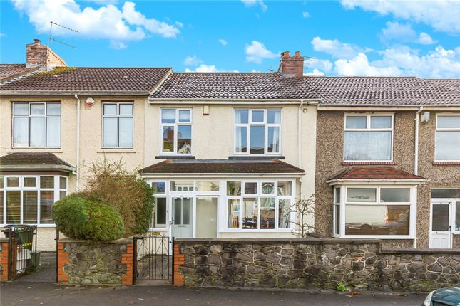 Terraced house for sale in Darnley Avenue, Horfield, Bristol