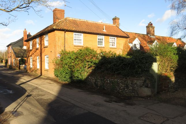 Thumbnail Property for sale in Quidenham Road, Kenninghall, Norwich