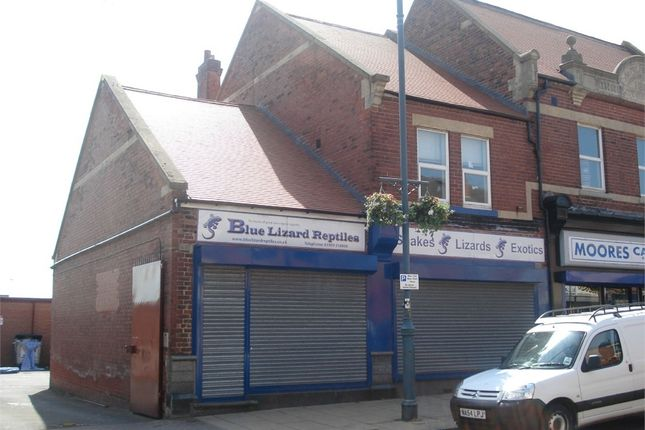 Thumbnail Commercial property to let in Laughton Road, Dinnington, Sheffield