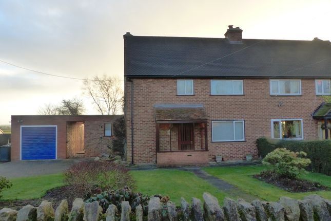 Thumbnail Semi-detached house to rent in Pelham Road, Upton Magna, Shrewsbury
