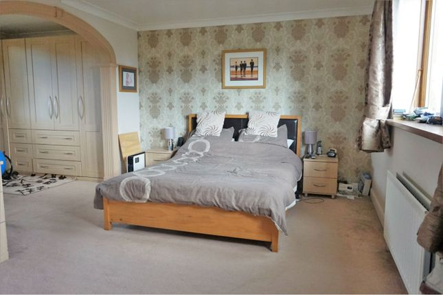 Master Bedroom of Green Lane, Shelf, Halifax HX3