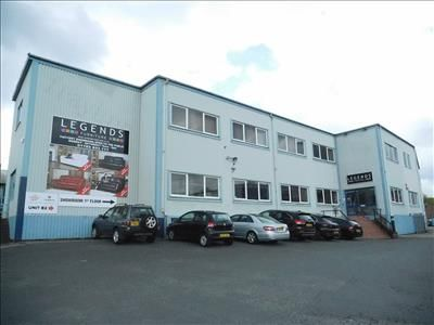 Thumbnail Office to let in 1st Floor Offices And Showroom, Fraylings Business Park, Davenport Street, Burslem, Stoke-On-Trent, Staffordshire