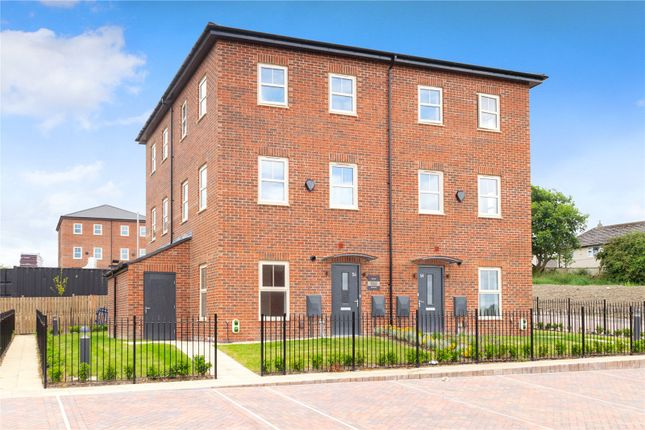 Thumbnail Town house for sale in Ambition - - Livorno, 4 Asket Road, Leeds