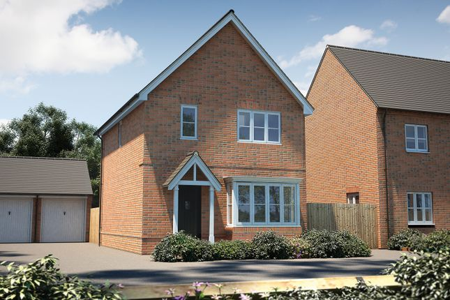 "Thumbnail Detached house for sale in ""The Yarkhill"" at Pershore Road, Evesham"
