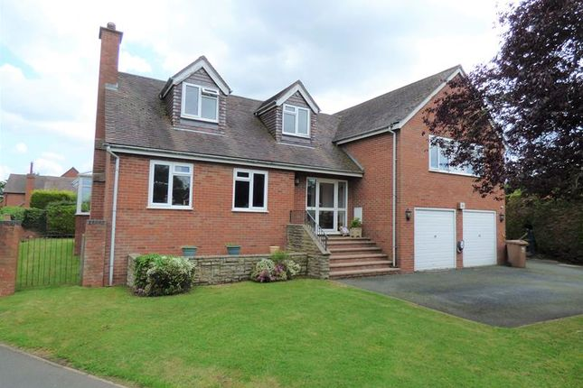 Thumbnail Detached house for sale in 4 Crispin Drive, Malvern, Worcestershire