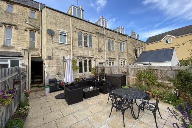 Thumbnail End terrace house for sale in Westward Road, Stroud