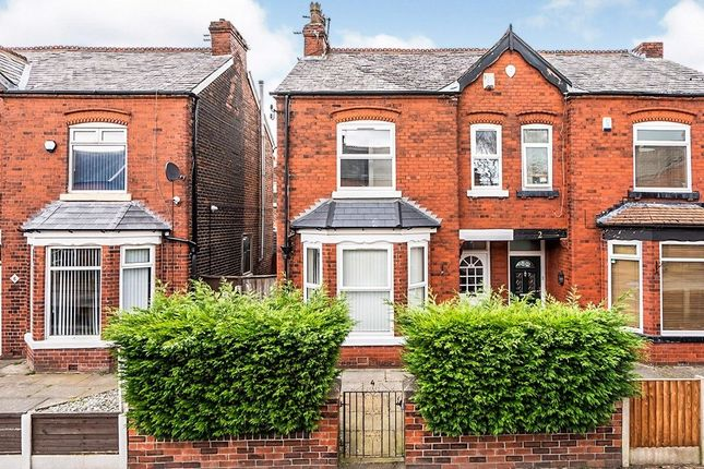 Thumbnail Semi-detached house to rent in Alresford Road, Salford