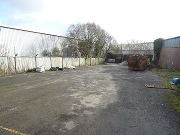 Thumbnail Land to let in Yard At Cave Street, Cwmdu, Swansea